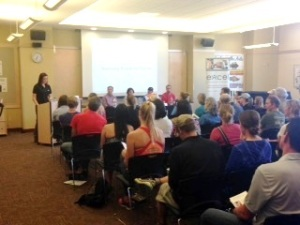 Running Experts Forum 2015 Pic 1